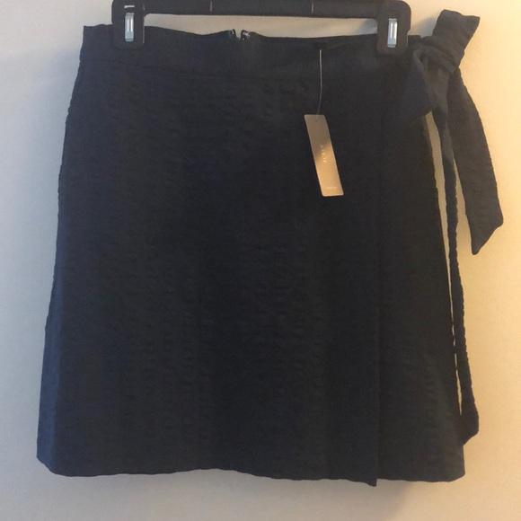 J. Crew Dresses & Skirts - J Crew Faux Wrap Skirt
